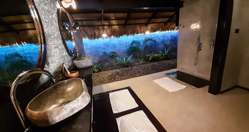 Presidentail Suite Bathroom